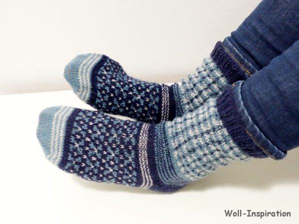 Strickanleitung, Socken