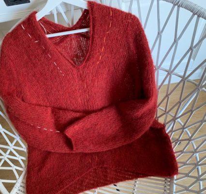 strickanleitung pullover
