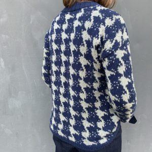 Strickanleitung Pullover Lisa Damen 1