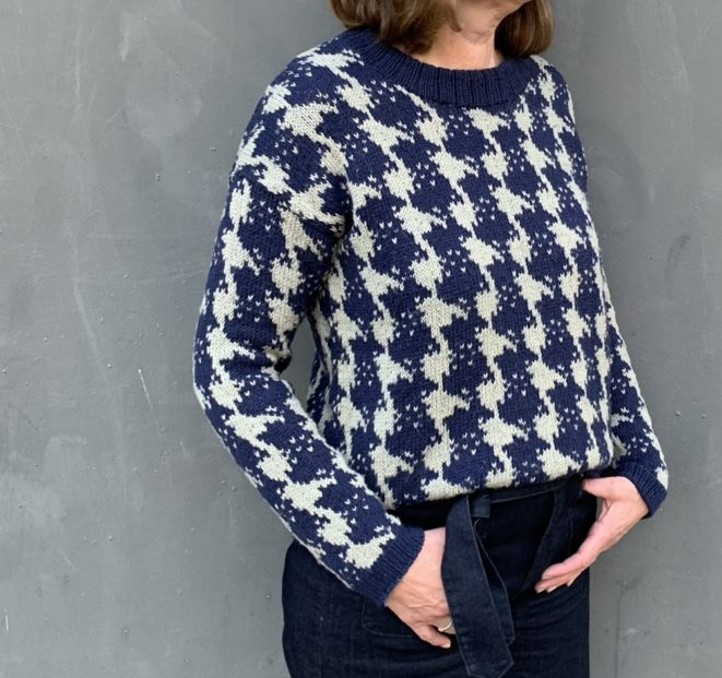 Strickanleitung Pullover Lisa Damen 2