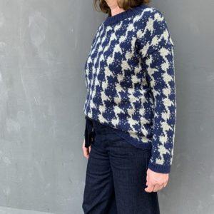Strickanleitung Pullover Lisa Damen 3