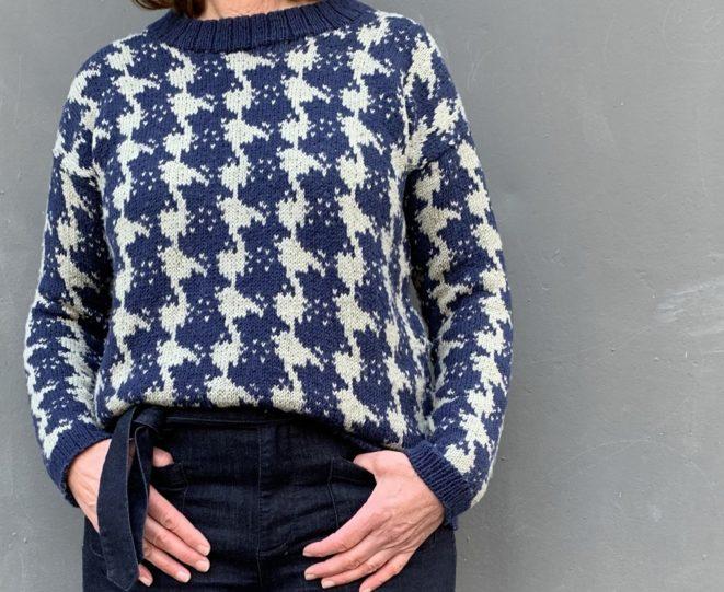 Strickanleitung Pullover Lisa Damen 4